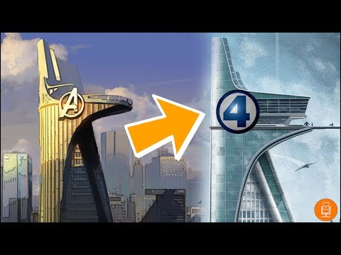 Fantastic Four Taking over Avengers Tower Theory