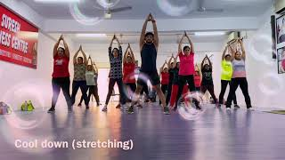 Cool down by Suresh fitness centre  new Mumbai