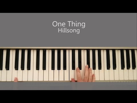 One Thing Remains Keyboard Chords By Hillsongs Worship Chords