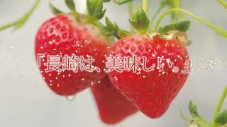 【長崎いちご】「長崎は、美味しい。」食のPR動画