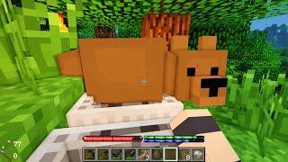 Minecraft TerraFirmaCraft #41: Slasher The Bear