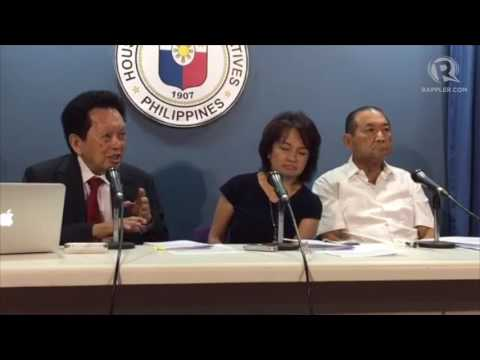 WATCH: Arroyo press conference on West Philippine Sea