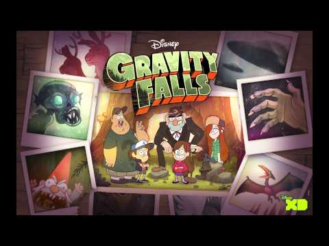 Gravity Falls Made Me Realize Opening Theme Full Version (Best Quality)
