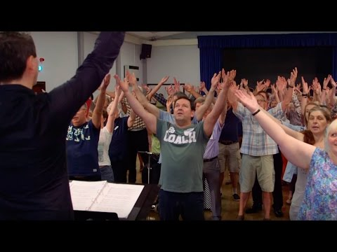 How choral singing can unite a community