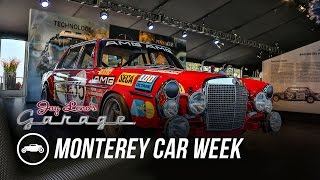 Monterey Car Week 2015: The Quail - Jay Leno