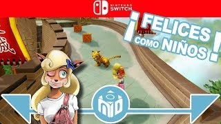 Vuelve a tu INFANCIA con Crash Bandicoot N. Sane Trilogy en Nintendo Switch | N Deluxe