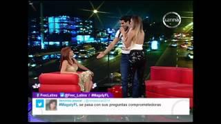 Milett Figueroa bailó 'Candy' frente a Guty Carrera: Mira cómo lo dejó