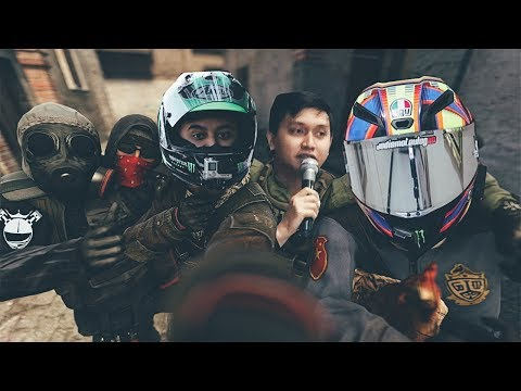 CS:GO funny moments #3 feat. Kz, jodiemotovlog, gallywijaya, dll
