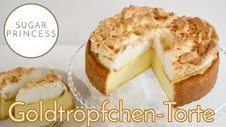 Goldtröpfchen-Torte/Tränchenkuchen/Tränenkuchen | Rezept von Sugarprincess