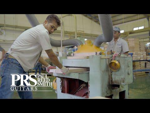 SE Factory Tour: Surabaya, Indonesia | PRS Guitars