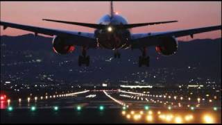 【Beautiful Night Landing】 Landing@ITAMI  (RJOO / ITM / 伊丹空港) thumbnail