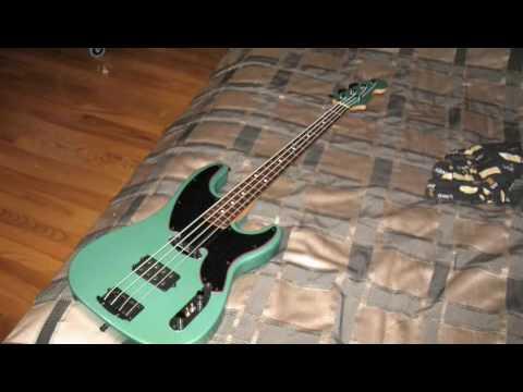 Warmoth/Fender 51 Precision-MM