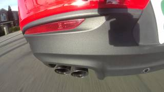 VF SV6 Commodore with SSV Exhaust