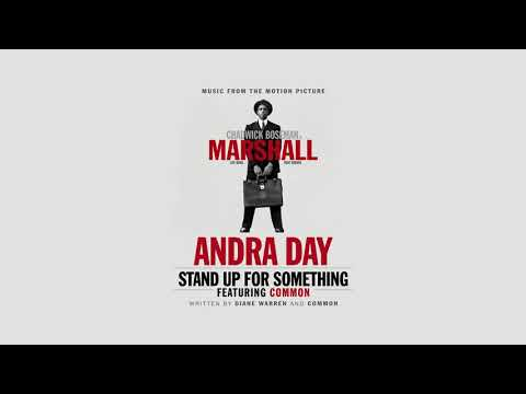 Andra Day - Stand Up For Something feat. Common [OFFICIAL AUDIO]