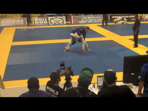 Keenan Cornelius 3rd Match (Judo Player) Absolute, BJJ Worlds