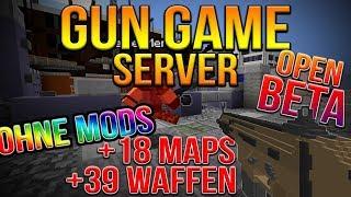 Flargo.net | Gun Game Server | Minecraft Trailer / Hd