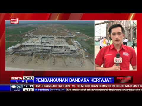 Landasan Pacu Bandara Kertajati Sudah Selesai Dibangun