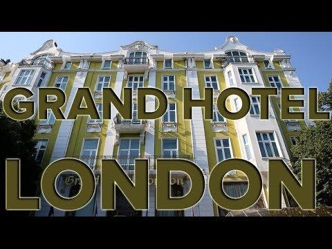 Hotels In Varna Bulgaria Grand Hotel London Youtube