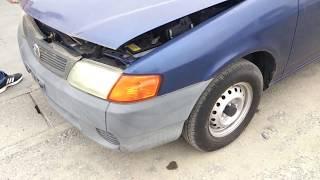 Видео-тест автомобиля Mazda Familia (Vey11-510045 2000г)