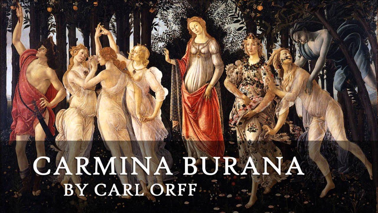 O Fortuna From Carmina Burana Vocal