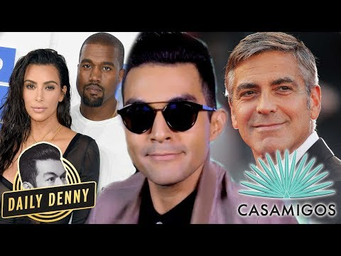 Kim Kardashian & Kanye Hired a Surrogate to Carry 3rd Child, Clooney's Tequila Sold For A BILLION?!