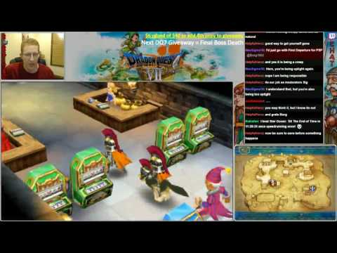 Get Dragon Quest VII: Casino Luck FINALLY!! Images