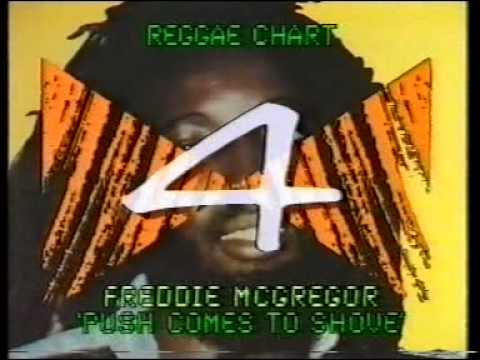 The Chart Show - Reggae Singles Chart (22nd August 1986)