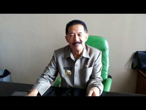 Diva Panjini Maharani siswi SMP Negeri 2 Bandar Lampung peraih UN tertinggi se Lampung nilai 389,5.