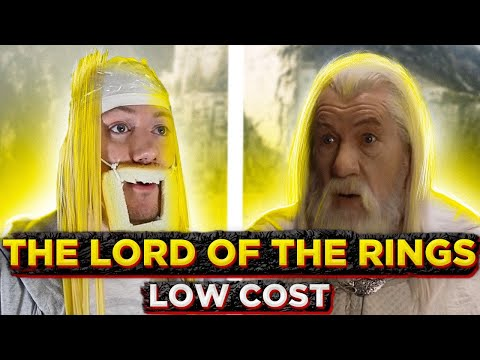 The Lord of the Rings: The Return of the King. Low Cost Trailer