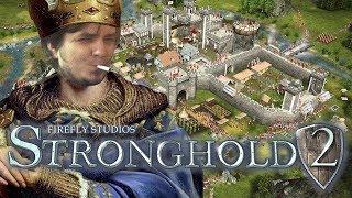 Мэддисон строит свое королевство в Stronghold 2