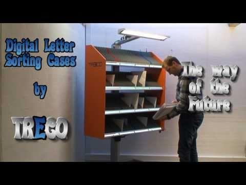 TRECO Digital Letter Sorting