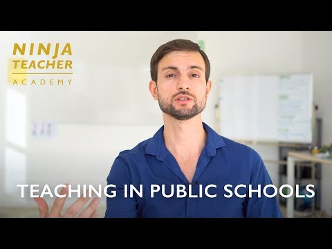 Teaching English In Vietnam At Public Schools