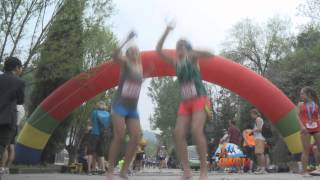 Promotion Video for Great Wall of China Marathon on May 1 2015 (HD)
