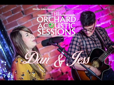 Dan and Jess - Orchard Acoustic Sessions, November 2015