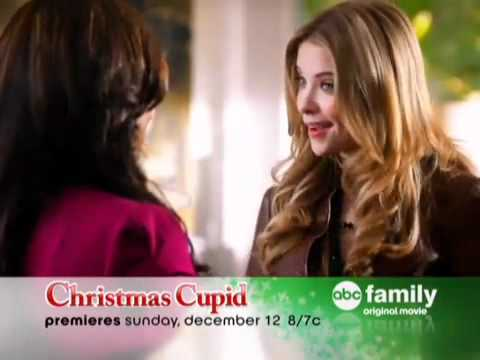 Christmas Cupid Trailer with Chad Michael Murray - YouTube