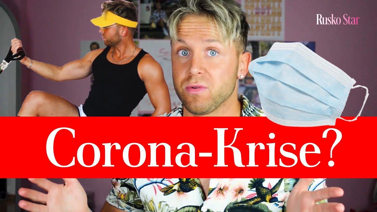 Corona-Krise und Maskenpflicht mit Rusko Star