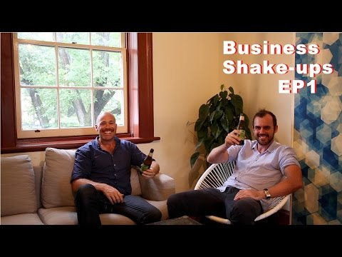 BUSINESS SHAKE-UPS: EP1 Best Sales Tools For Startups