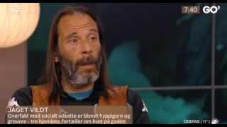 Hjemløse bliver overfaldet for sjov i Danmark