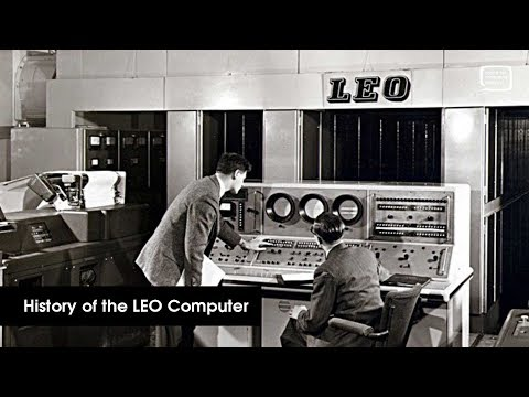 History of the Lyons LEO Computer - Peter Byford