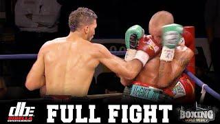 EDWIN RODRIGUEZ vs. JAMES MCGIRT JR. | FULL FIGHT | BOXING WORLD WEEKLY