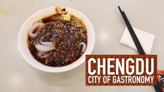 Jelly Noodles (with a hangover) // Chengdu: City of Gastronomy 31