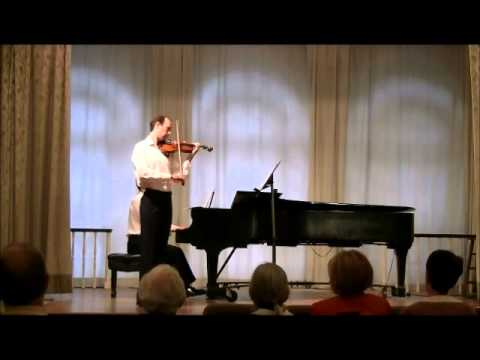 Faure Apres Un Reve, Op. 7, No.1 - Violin and Piano