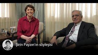 'Şirin Payzın'la Ne Oluyor?' Mardin'de Ahmet Türk'e konuk oldu   1
