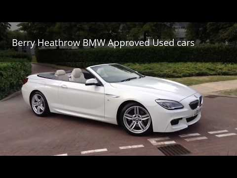 Review Of 2015 BMW 640d Convertible - BMW Approved Used Car