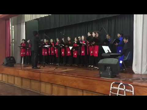 Sing we and chant it by Thomas Morley - Coro del Británico
