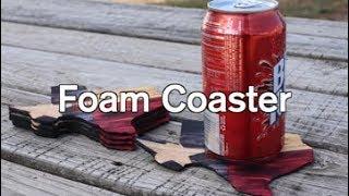 Foam Coasters