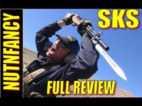 The Nutnfancy SKS Review