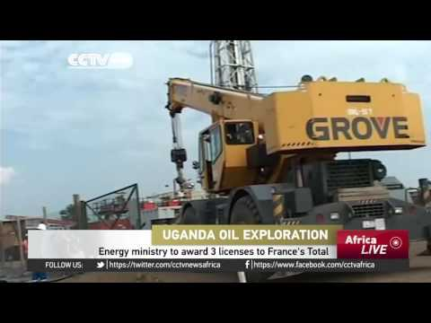 Uganda Energy ministry to award 3 licenses to France's Total