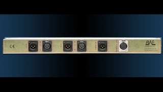 TIM PIERCE ::: TUTORIAL ::: BAE Audio DUAL 1073MP PREAMP with the STEVE STEVENS MODIFICATION.