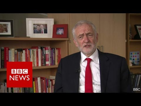 "Jeremy Corbyn: ""People voted for hope"" - BBC News"